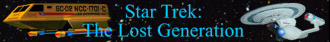 Go to Star Trek: The Lost Generation web site.