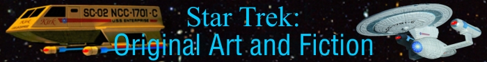 Star Trek: Original Art and Fiction